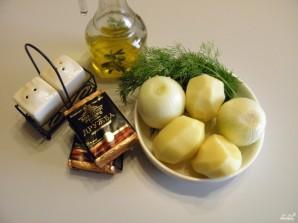 Сырный суп из плавленых сырков - фото шаг 1