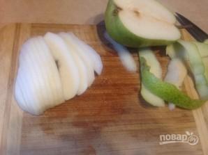 Запеканка с бананом и грушей - фото шаг 5