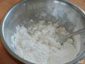 Плацинды с капустой - фото шаг 2