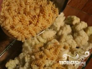 Запечённая цветная капуста с сыром - фото шаг 8