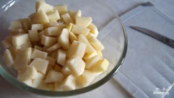 Индейка с картошкой в горшочке - фото шаг 3