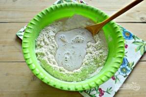 Пирог с квашеной капустой - фото шаг 6