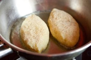Картофельные пирожки с фаршем - фото шаг 13