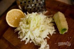Салат капустный - фото шаг 4