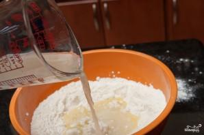 Тесто для лепешек - фото шаг 2