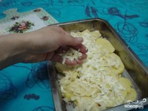 Картофельно-капустная запеканка - фото шаг 5