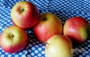 Цветаевский пирог с яблоками - фото шаг 2