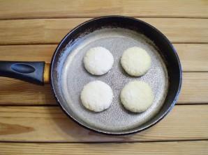 Сырники классический рецепт - фото шаг 7