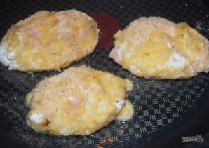 Картофель с ветчиной - фото шаг 6