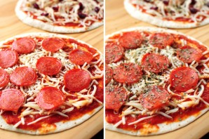Простая пицца - фото шаг 3