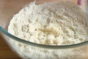 Простой мясной пирог с картошкой - фото шаг 2