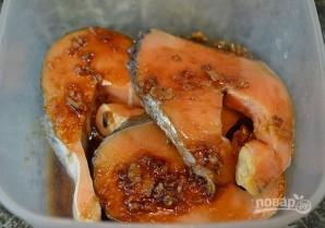"""Лучший рецепт лосося в лимонном маринаде """"Махеевъ"""" - фото шаг 4"""