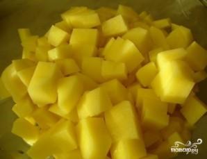 Картофельный омлет - фото шаг 3