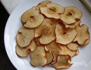 Яблоки, сушенные в духовке - фото шаг 5