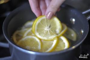 Лимонный пирог из слоеного теста - фото шаг 4