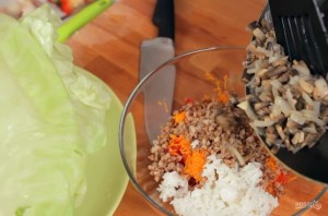 Голубцы из овощей - фото шаг 4