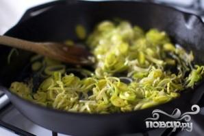 Рис с имбирем и яйцом - фото шаг 3