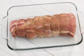 Мясо, запеченное в духовке - фото шаг 2