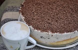 Творожный торт с черносливом - фото шаг 5