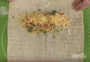 Вкусный домашний бутерброд (шаурма по-домашнему) - фото шаг 6
