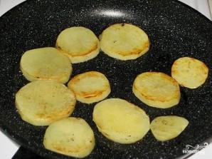 Картофель в сливках - фото шаг 4