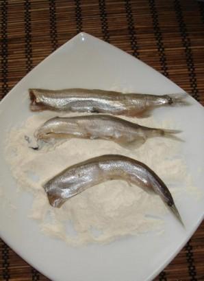Омлет рыбный - фото шаг 1