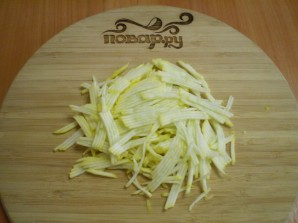 Паста из кабачков сыроедческая - фото шаг 2
