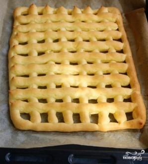 Заварное тесто для торта - фото шаг 6