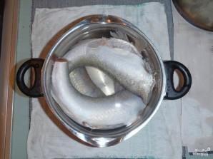 Судак горячего копчения - фото шаг 1