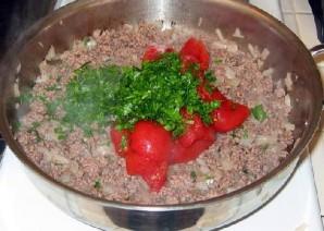 Говядина с жареным рисом по Итальянски - фото шаг 4