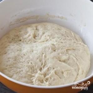 Китайские булочки с мясом - фото шаг 2