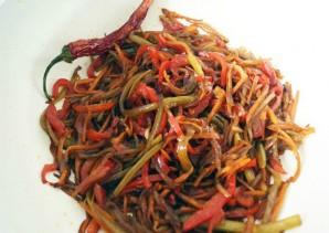 Карп по-китайски с овощами - фото шаг 6