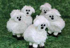 """Десерт """"Овца"""" без выпечки - фото шаг 5"""