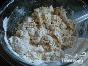 Простой клубничный пирог со сливками - фото шаг 4