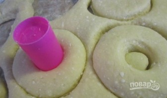 Творожные пончики (простой рецепт) - фото шаг 4