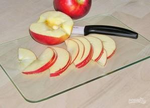 "Яблочный пирог с сыром ""Гауда"" - фото шаг 1"
