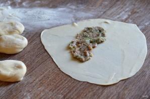 Тесто для чебуреков - фото шаг 6