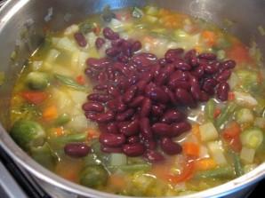 Минестроне овощной - фото шаг 9