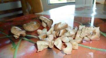 Пирожки с грибами солеными - фото шаг 2