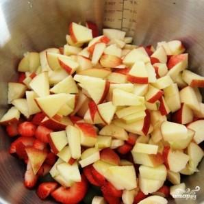 Фруктовый салат с медовым сиропом - фото шаг 6