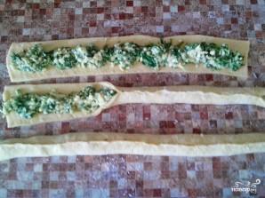 Пирог со шпинатом и сыром - фото шаг 6