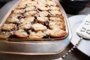Картошка с мясом в духовке - фото шаг 7