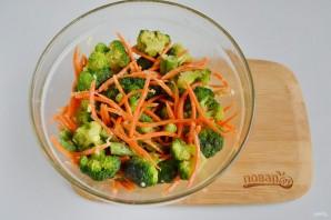 Стир-фрай из овощей - фото шаг 5