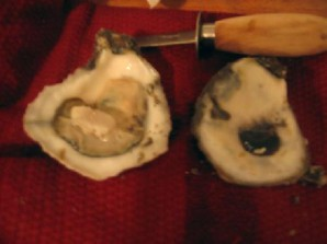 Жареные устрицы - фото шаг 1
