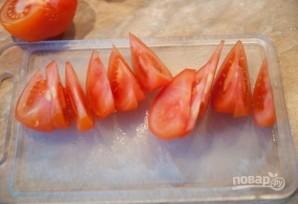 Салат из кальмара и креветок - фото шаг 3
