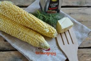 Запеченная кукуруза в мультиварке - фото шаг 1
