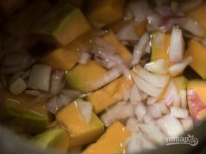 Суп тыквенный со специями - фото шаг 2