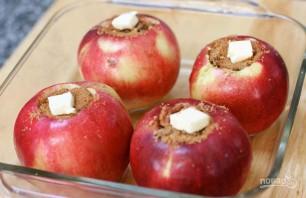 Рецепт запекания яблок в духовке - фото шаг 2