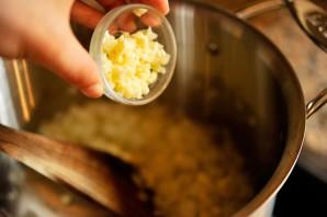 Томатный суп в хлебе - фото шаг 2