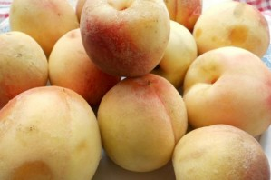 Закатка персиков - фото шаг 1
